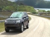 The Land Rover Freelander 2 for 2013