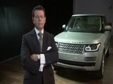 Land Rover Design Director Gerry McGovern Interview