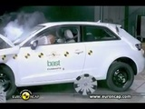 Audi A3 Crash Tests 2012