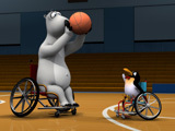 147 Wheelchair Basketball