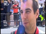 Automoto TV - 24 Hours race in Dubai Interview Jeroen Bleekemolen