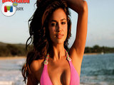Irina musa del calendario de Sports Illustrated