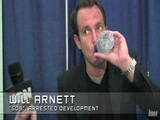 Arrested Development (Will Arnett Interview)