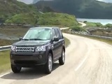 The Land Rover LR2 for 2013