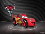 Cars 2 (Character Turntable: Lightning McQueen)