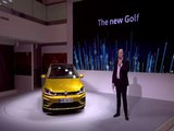 Volkswagen World Premiere - The new Golf